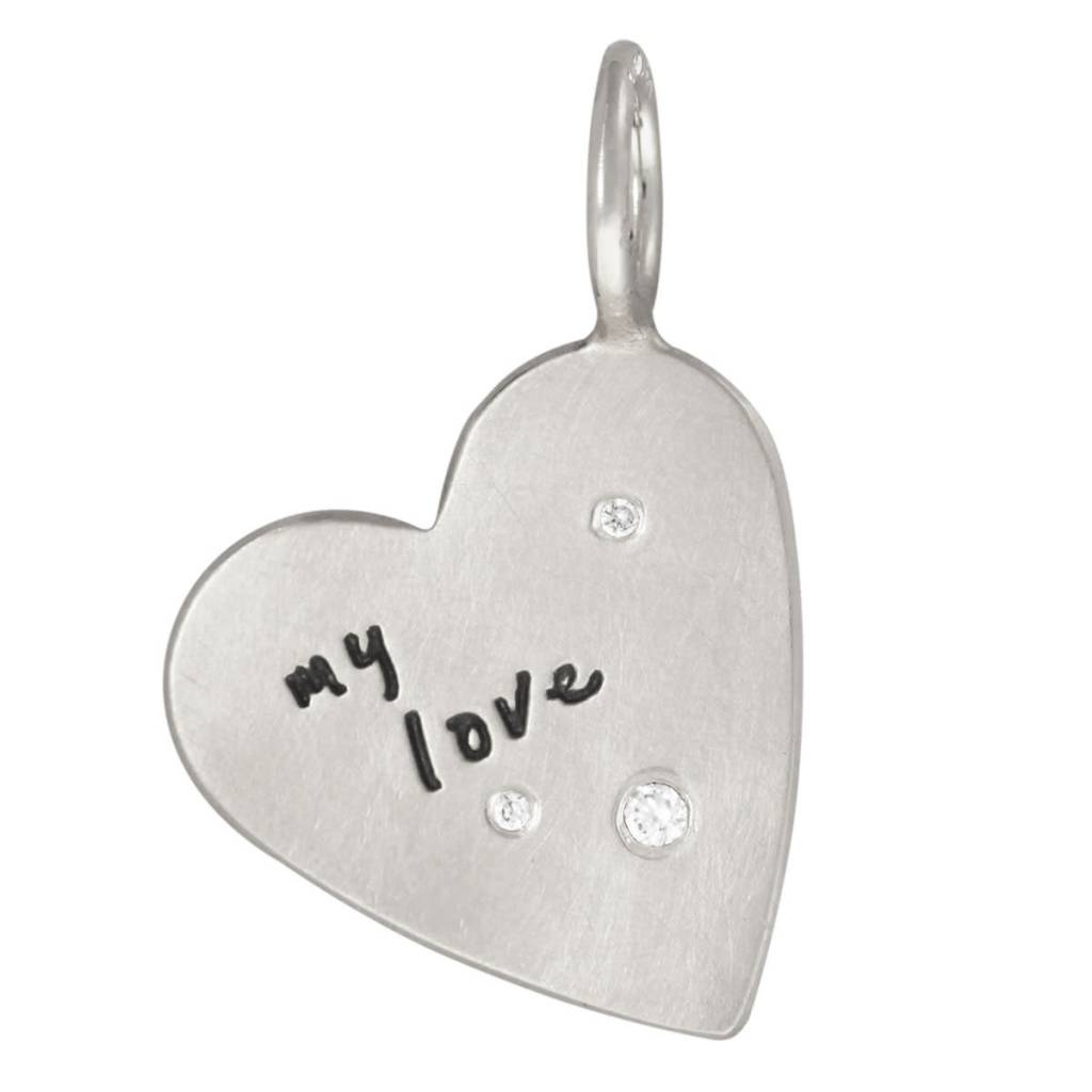 "Heather Moore ""My Love"" Charm"