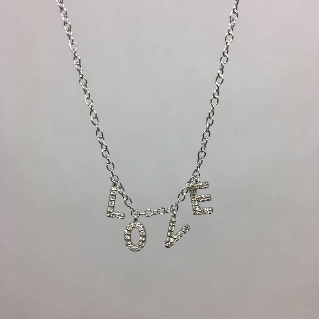 La Soula All About Love Necklace
