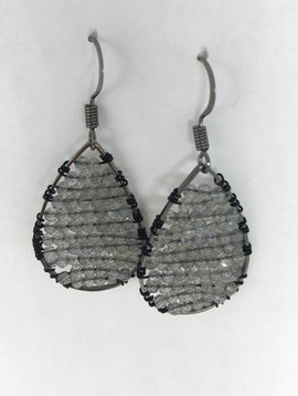 Labradorite Mini Posh Earrings