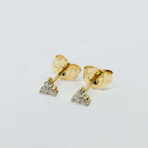 Adina Reyter Tiny Diamond Clusters