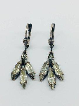 La Vie Parisienne Crystal Marquis Earring