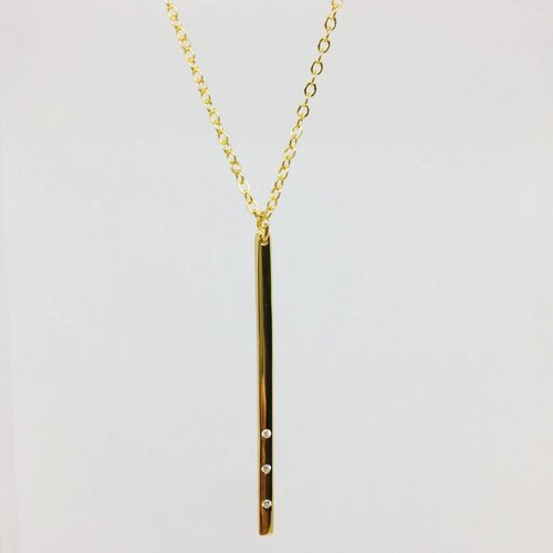 Rachael Ryen Stick Necklace