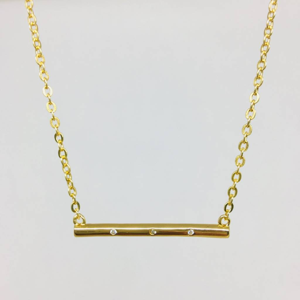 Rachael Ryen Bar Necklace