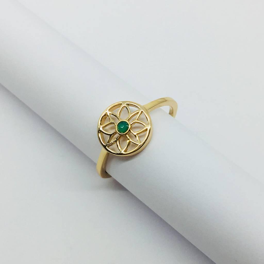 Rachael Ryen Flower Ring