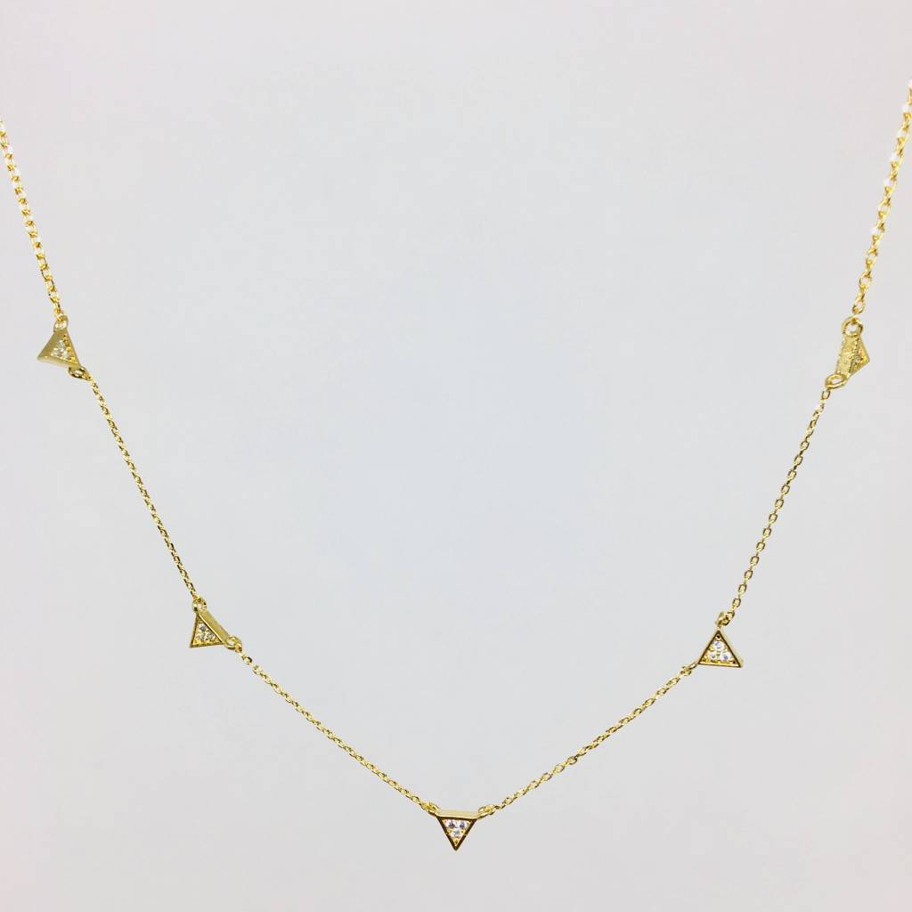 Cloverpost Tribute Necklace