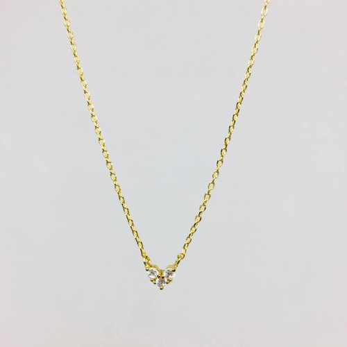 Cloverpost Choker Necklace