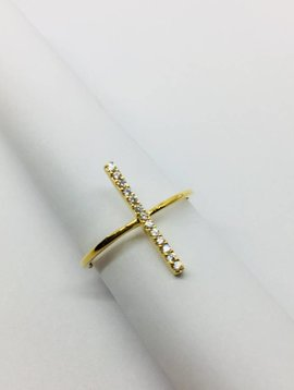Cloverpost Stick Ring