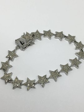 Lotasi Diamond Star Bracelet