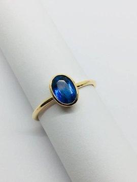 Lotasi Light Blue Sapphire Ring