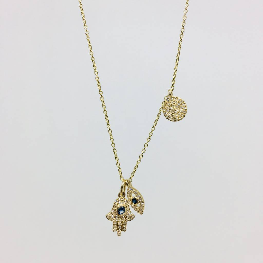 Lotasi Good Luck Necklace