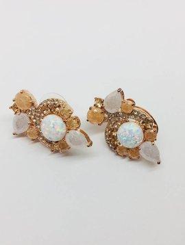 Mignonne Gavigan Gaby Inricate earrings