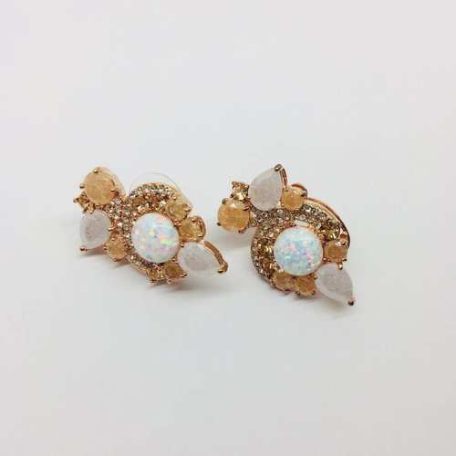 Mignonne Gavigan Gaby Intricate Earrings