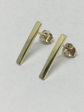 Jennifer Meyer Jennifer Meyer Long Bar Earrings