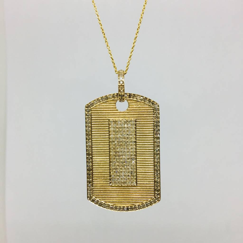 Lotasi Diamond ID Tag
