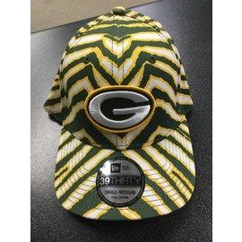 Green Bay Packers 39-30 Zubaz Hat