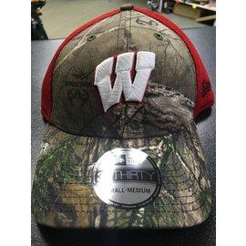Wisconsin Badgers 39-30 Realtree Neo Hat
