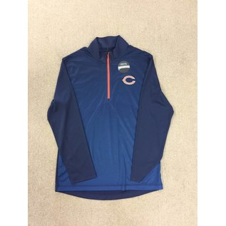 Chicago Bears Men's Intimidating 1/4 Zip