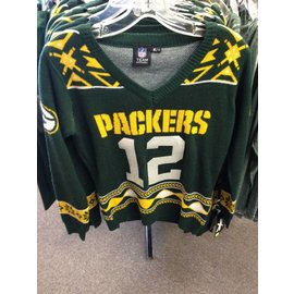 Green Bay Packers Aaron Rodgers Sweater