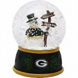 Green Bay Packers Snow Globe
