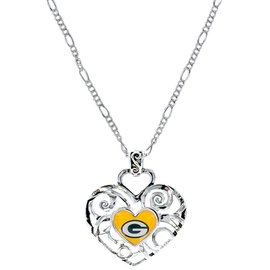 Green Bay Packers Grace Ivy Pendant Necklace