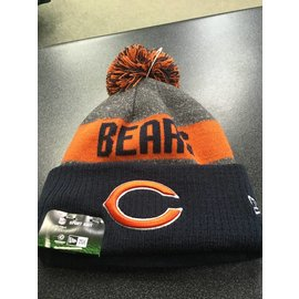 Chicago Bears Sport Cuffed Hat