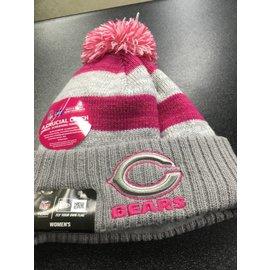 Chicago Bears Womens 16 BCA Cuffed Knit Hat