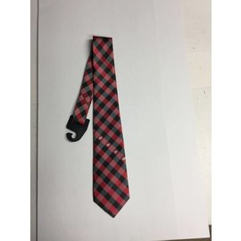 Wisconsin Badgers WP Check Tie