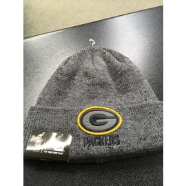 Green Bay Packers Heathered Spec Cuffed Knit Hat