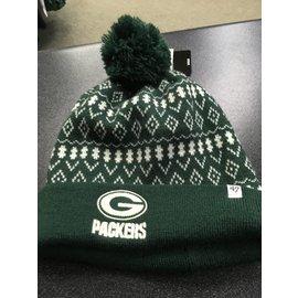 Green Bay Packers Women's Eileen Cuffed Knit Hat