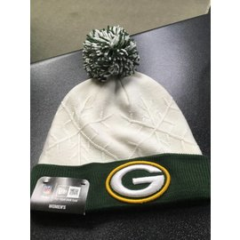Green Bay Packers Women's Snow Crown Cuffed Knit Hat