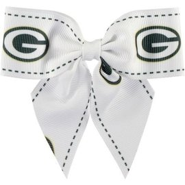 Green Bay Packers Bow Hair Clip