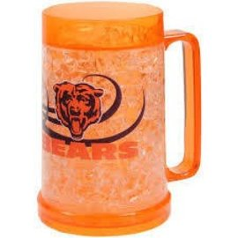 Chicago Bears 16oz Freezer Mug