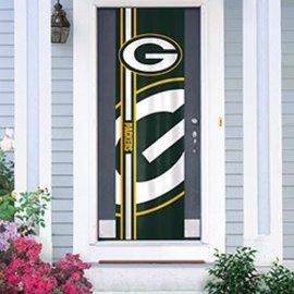 Green Bay Packers Door Banner