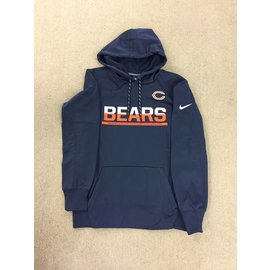 Chicago Bears Men's Poly Hoodie
