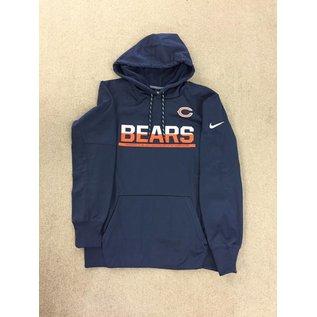 Chicago Bears Men's Poly Hoodie