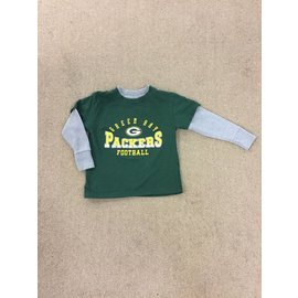 Green Bay Packers Toddler Long Sleeve Tee