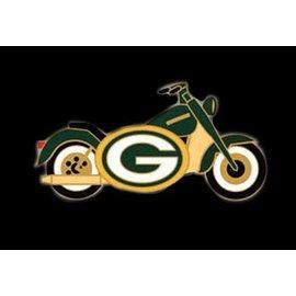 Green Bay Packers Motorcycle Pin