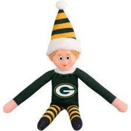Green Bay Packers Elf on the Shelf