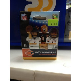 Chicago Bears Mystery Player Oyo Figure