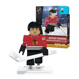 Chicago Blackhawks Panarin Oyo Figure
