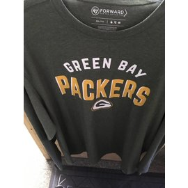 Green Bay Packers Men's Forward Long Sleeve Tee