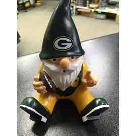 "Green Bay Packers 5"" Mini Sitting Gnome"