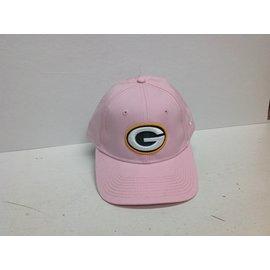 Green Bay Packers Women's 9-40 Pink Adjustable Hat