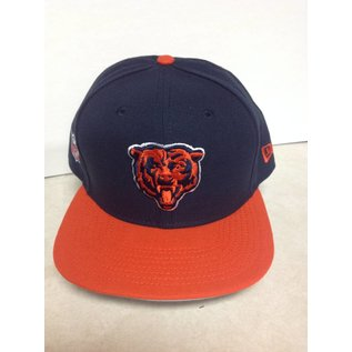 Chicago Bears Men's 9-50 Baycik Snapback Adjustable Hat