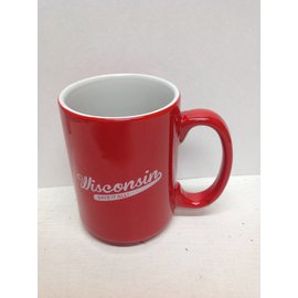 Wisconsin Badgers Wisconsin Says It All Coffee Cup