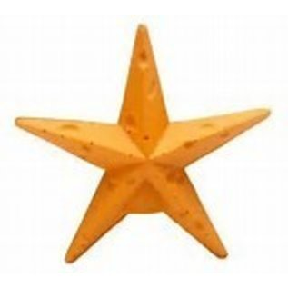 Cheese Star Tree Topper