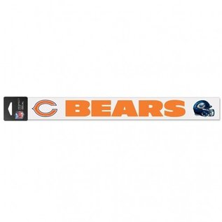 Chicago Bears 2x17 Perfect Cut Decal
