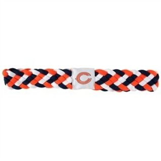 Chicago Bears Braided Head Band