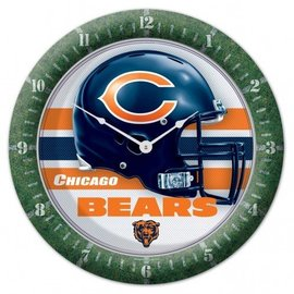 Chicago Bears Game clock