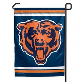 Chicago Bears garden flag